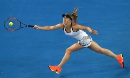 Элина Свитолина прекратила свои выступления на Australian Open