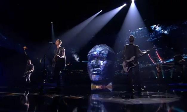 Відео дня: виступ O.Torvald у другому півфіналі Євробачення 2017