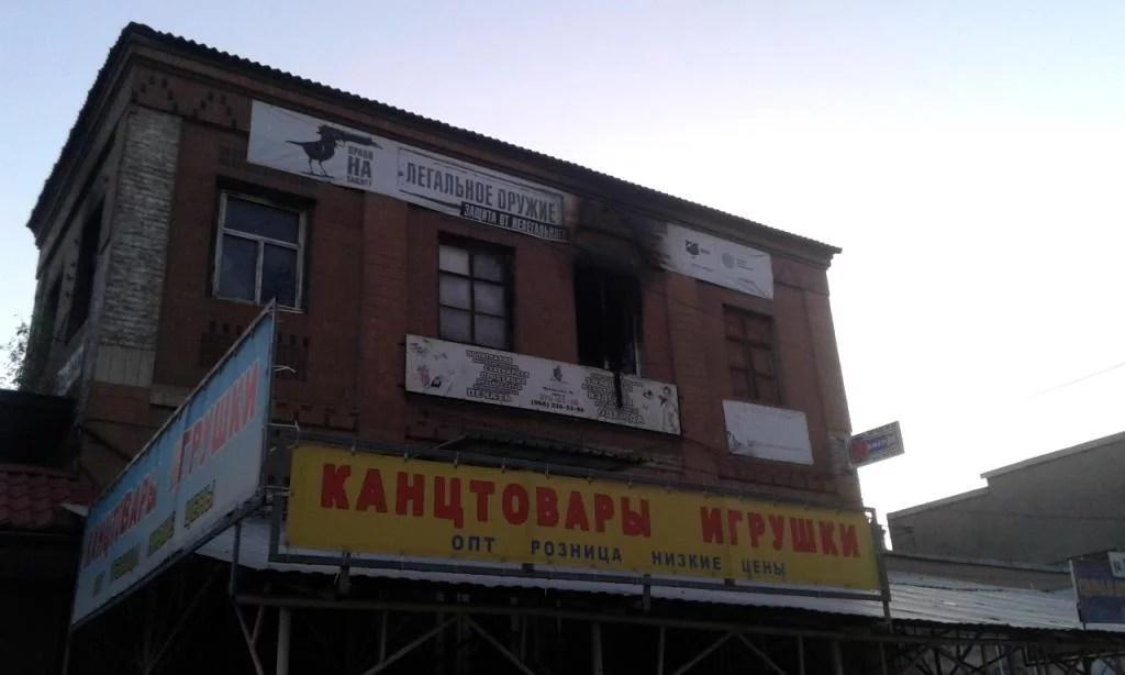 Вогняна пастка: у Запоріжжі згорів хостел – загинуло п'ять людей (ФОТО)