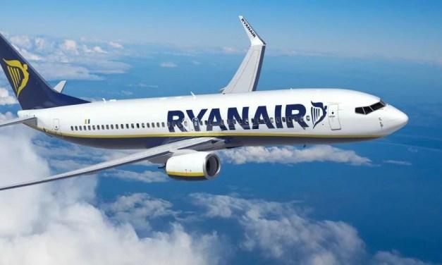 Ryanair вийде на український ринок восени
