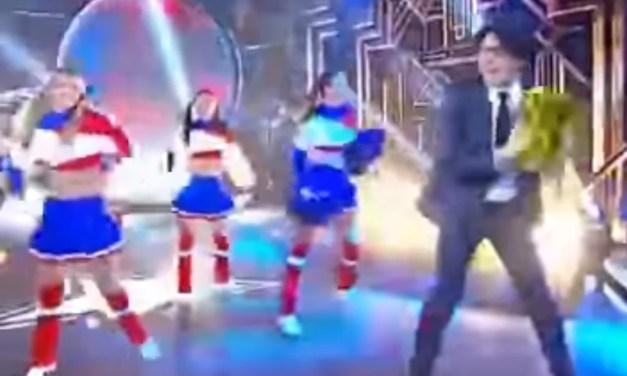 А у сусідів краще: сатанинські танці Малахова після перемоги збірної Росії над США