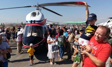 Новий український гвинтокрил МСБ-2 «Надія» піднявся в небо для випробувань