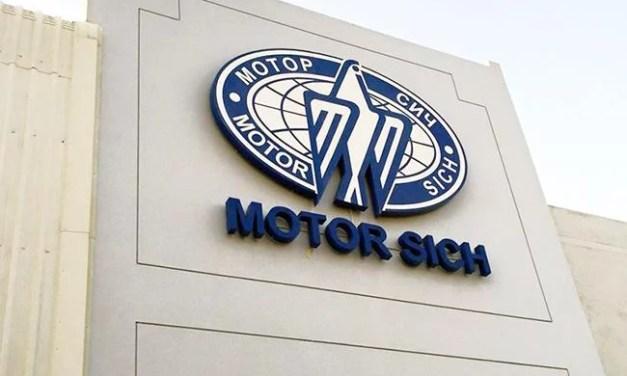 Київський суд повторно арештував «китайські» акції «Мотор Січі»