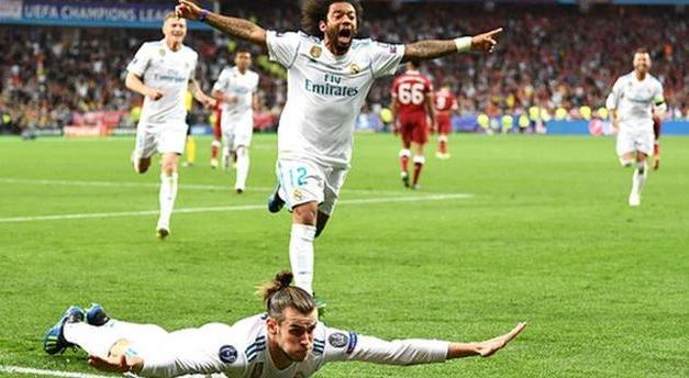Мадридский Реал сильнее Ливерпуля в киевском финале Лиги чемпионов