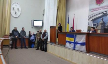 На запорізькій сесії міськради не обійшлось без «земельних скандалів»