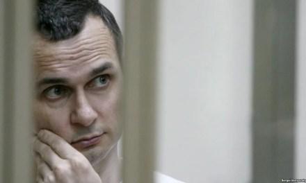 Політичний в'язень Олег Сєнцов дав оцінку дій Президента