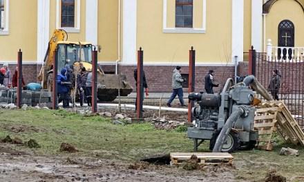 В Бердянську трапився черговий обвал колектора