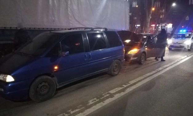 На небезпечному перехресті Запоріжжя трапилася аварія – фото