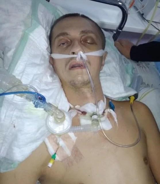 Бійцю АТО Миколі Стельмаху знову потрібні донори крові