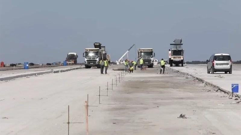 Стало відомо коли відкриють аеропорт після ремонту