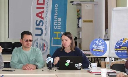 У Запоріжжі в 2020 році можуть збудувати 1 км 600 м безпечної велодоріжки