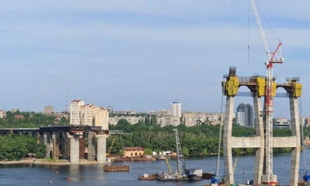 Тендер на будівництво мостів у Запоріжжі перенесено