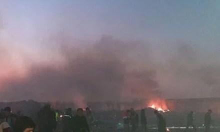 Свідки падіння літака МАУ надали нове відео з моменту краху