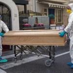 В Україні побільшало смертей від COVID-19