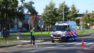 Photo of Aanrijding Texelstroomlaan, fietser zwaargewond