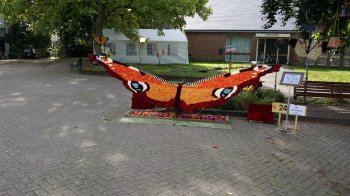 Floralia Nieuwe Niedorp (foto: Herman Loer).