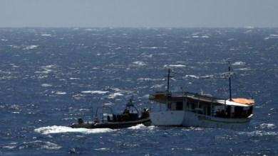 Photo of Nederlands marineschip onderschept grote hoeveelheid cocaïne