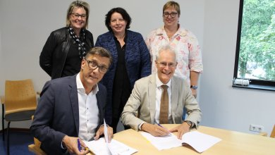 Photo of Nauwe samenwerking ROC Kop van N-H en Zorggroep Tellus