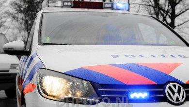 Photo of Agent aangereden nabij Middenmeer