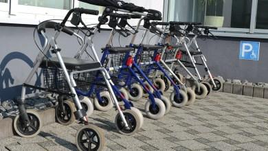 Photo of Rollatorgym voor ouderen in Wieringerwerf