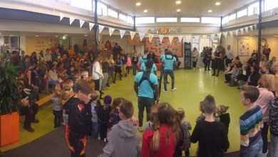 Photo of Benefietshow De Kluft voor Helderse brassband