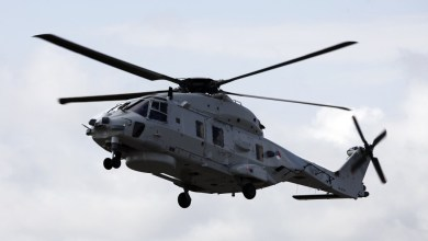 Photo of Alle NH-90 helikopters naar De Kooy
