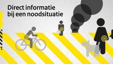 Photo of NL-Alert steeds vaker ingezet in Noord-Holland
