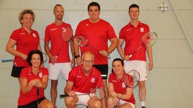Photo of Zeemacht badmintonners spelen gelijk tegen Upsilon
