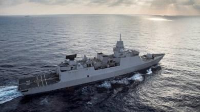 Photo of Fregat voor half jaar naar de Golf
