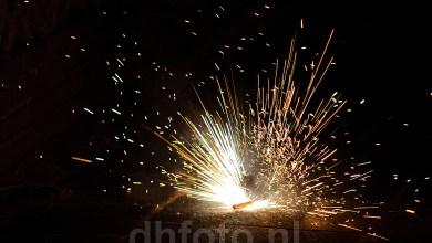 Photo of Hand kwijt door vuurwerk