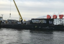 Photo of Voormalige Foxtrot onderzeeboot naar de sloop