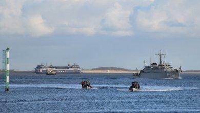 Photo of Marineschepen terug uit Cariben en Oostzee