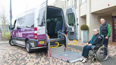 Photo of Belbusvereniging Noordkop op de juiste weg