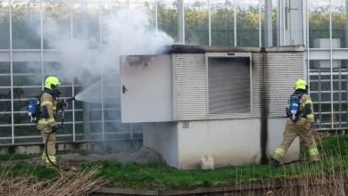 Photo of Brand in transformatorhuis, kassen zonder stroom
