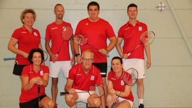 Photo of Pech voor badmintonners Zeemacht