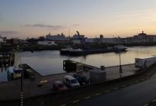 Photo of 185.000 kuub baggerspecie uit Helderse haven gehaald
