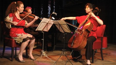 Photo of Concert Erasmus Trio in Winkel