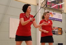 Photo of Knap herstel Zeemacht badmintonners