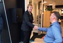 Photo of Nieuwe zorgwinkel geopend in Anna Paulowna