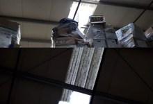 Photo of Inbraak via dak bij Rataplan