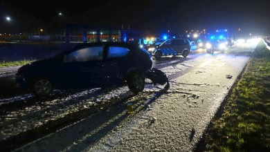Photo of Twee incidenten op de A7 tijdens hagelbui