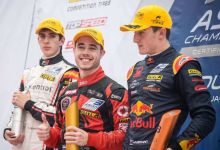 Photo of Joey Alders kampioen in Asian F3 Championship