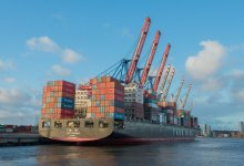 Photo of Bezorgdheid incident containerschip