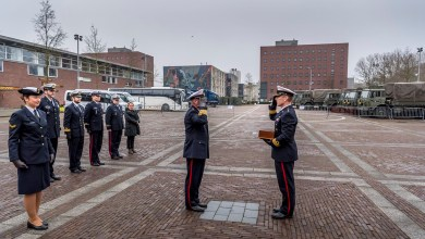 Photo of Nieuwe commandant voor Korps Mariniers