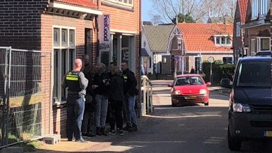 Photo of Inval in woning Hippolytushoef (update)