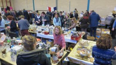 Photo of Jaarlijkse rommelmarkt Wieringerwaard