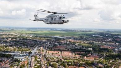 Photo of Patiëntentransport vanaf de Waddeneilanden even terug in handen Defensie