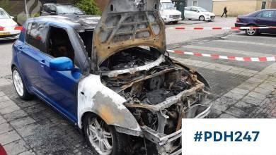 Photo of Getuigen autobranden gezocht
