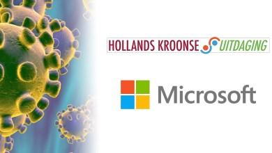 Photo of Verdeling Microsoft C-19 Response Fund in Hollands Kroon