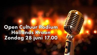Photo of Open Cultuur Podium gaat wekelijks live uitzenden
